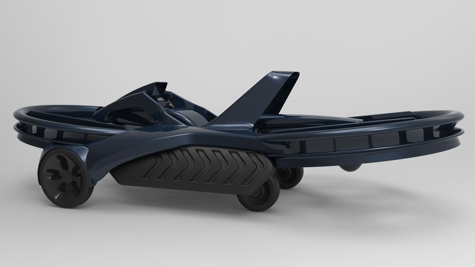 Aerofex says the vehicle could have a variety of uses, including agricultural work and border patrols (Aerofex)