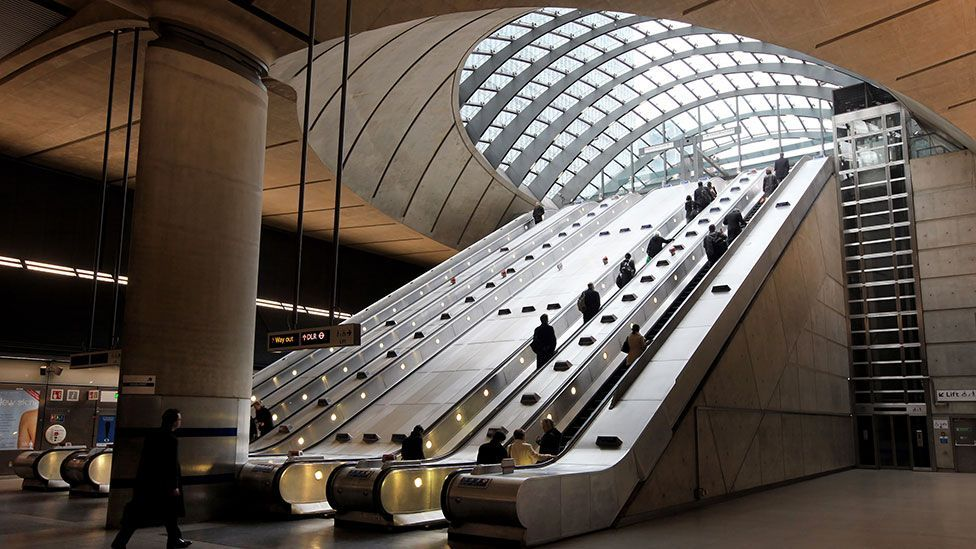 Best-known architects: Canary Wharf, London