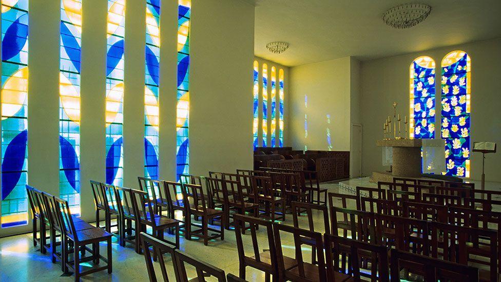 Vence Chapel, 1949-51