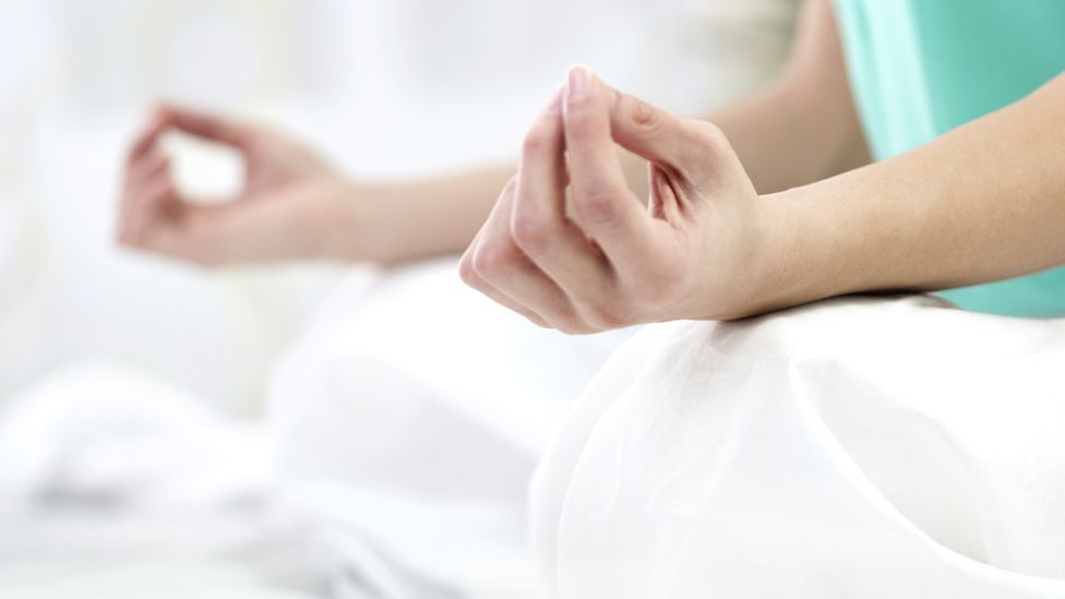 Can meditation put the brakes on biological erosion within our cells? (Thinkstock)