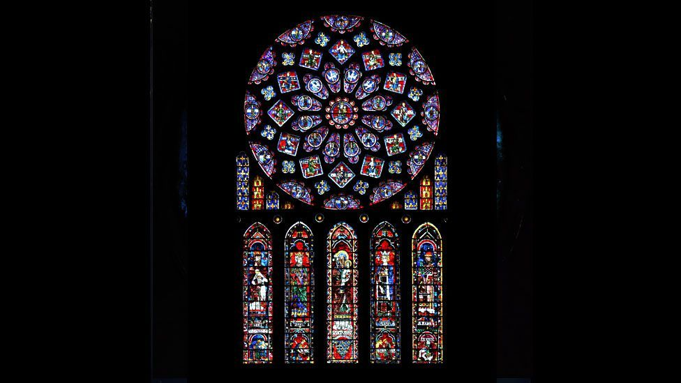 Chartres Cathedral, early 13th Century