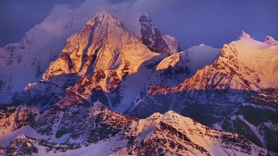 There are hundreds - if not thousands - of unclimbed peaks around the world (Science Photo Library)