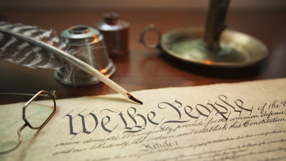 The Constitution of the United States is one framework the delegates are using (Thinkstock)