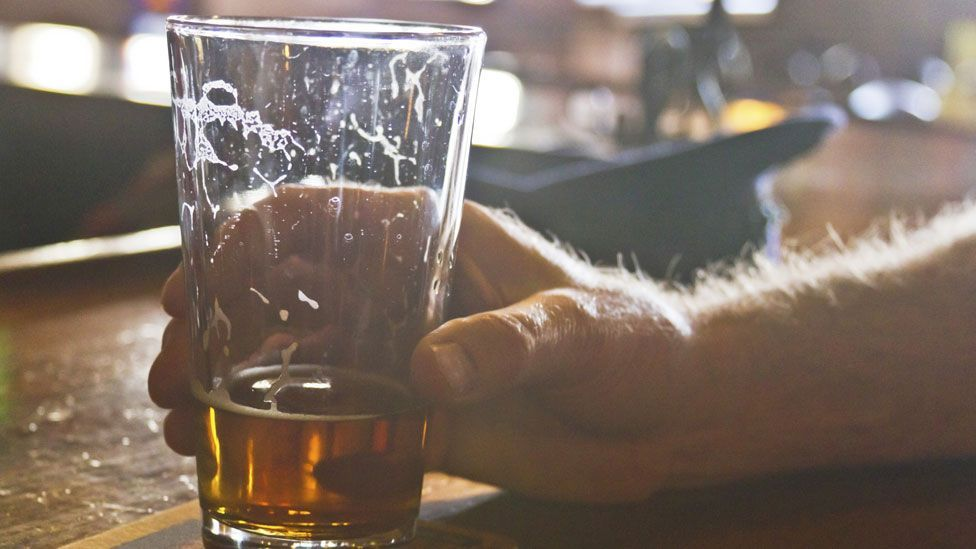 Some have argued that nail biters are more likely to be alcoholic, but actual evidence is thin (Thinkstock)