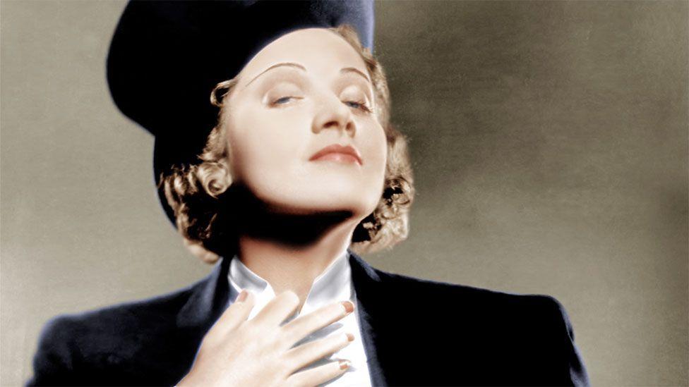 Marlene Dietrich (Everett Collection/REX)