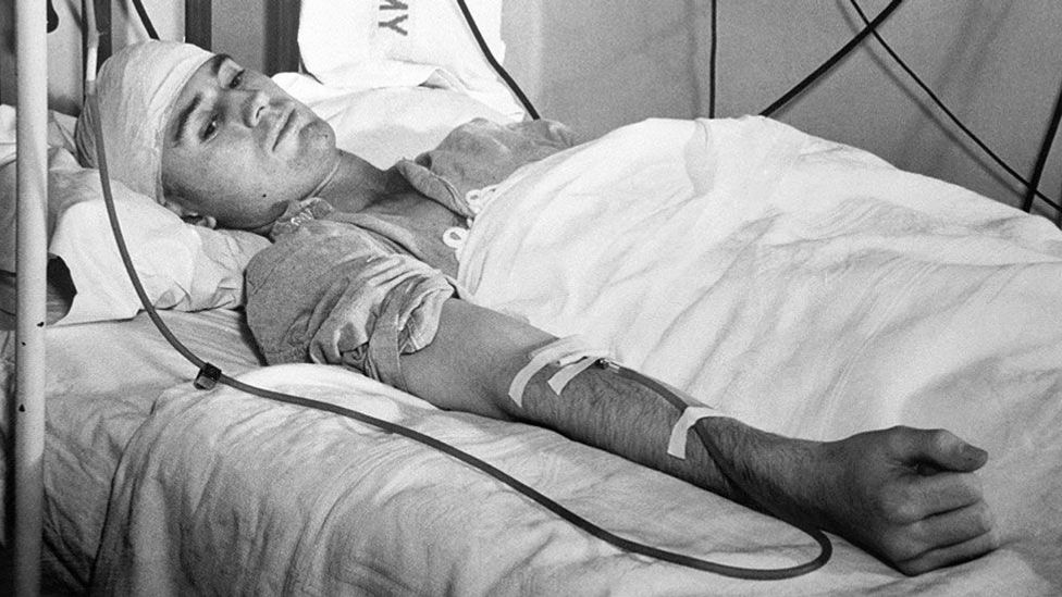 Transfusions weren't a routine procedure until the discovery that we have blood types (Science Photo Library)
