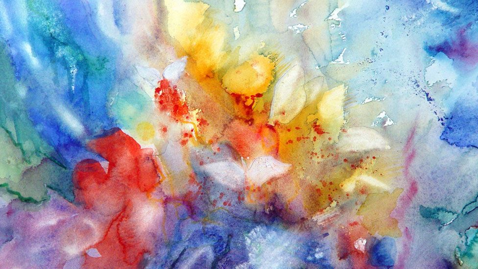 A watercolour by Nadia. (Nadia Minic/Flickr/Art: watercolour 2009:...light of a dream...or hope for a new love…/CC BY-NC 2.0)