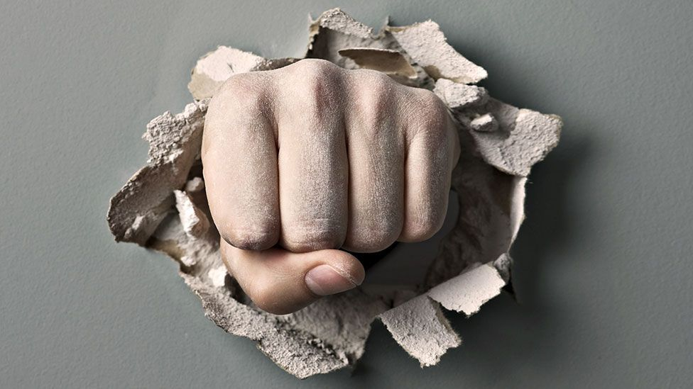This will help get rid of anger, won't it? (Thinkstock)