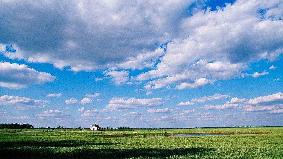 Great Hungarian Plain, hortobagy, Hungary