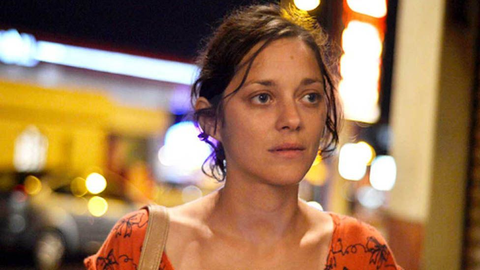 marion cotillard husband movie