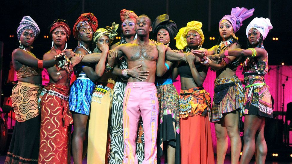 The Fela! musical was seen by a million people and endorsed by stars from around the music world (REX/Alastair Muir)