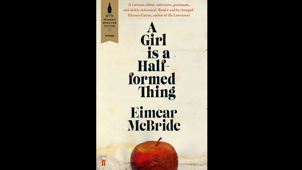 Eimear McBride, A Girl Is a Half-Formed Thing