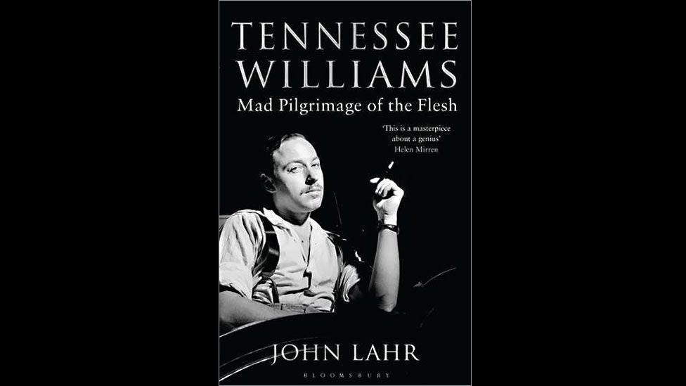 John Lahr, Tennessee Williams: Mad Pilgrimage of the Flesh