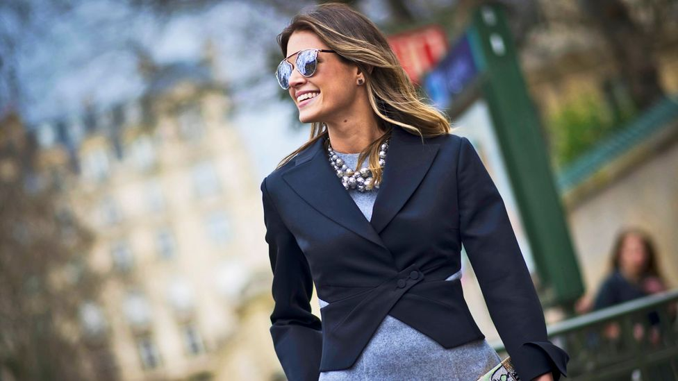 """Dark blue or grey business suits have the highest """"cost-per-wear"""" ratio, making them your most valuable purchases. (Getty Images)"""
