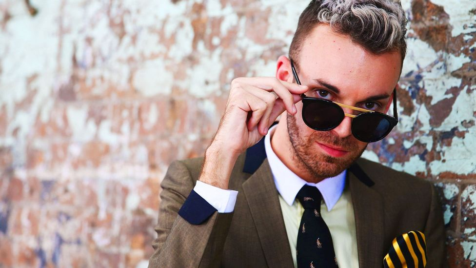Never underestimate the power of a colourful tie to boost your wardrobe and your image. (Getty Images)