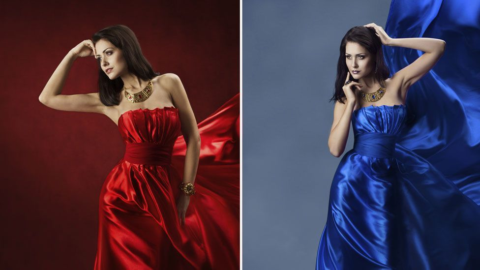 Can the colour of clothing transform how we are perceived? (Thinkstock)