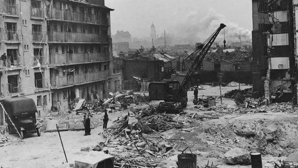 V2 rockets killed or injured thousands during a six-month reign of terror (Getty Images)