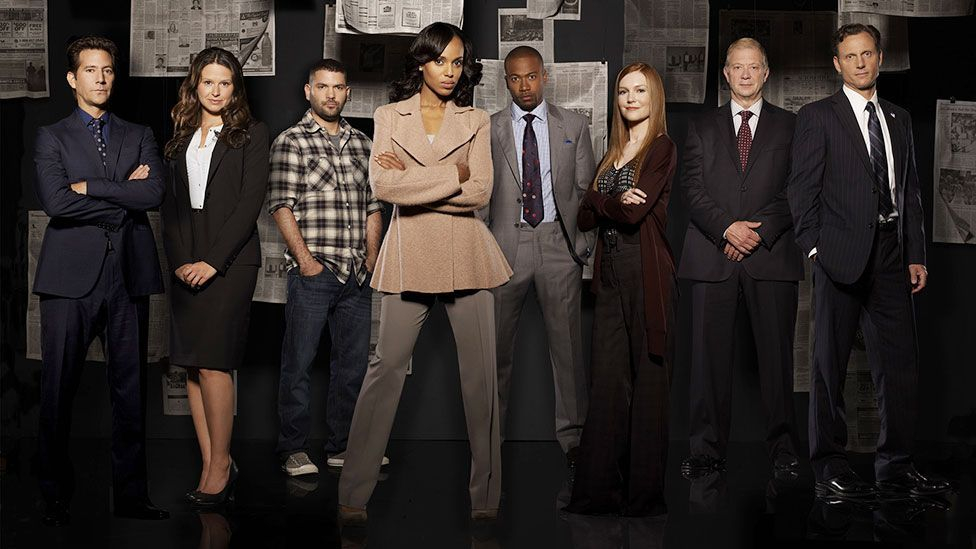 Shonda Rhimes has dominated US TV with award-winning shows such as Scandal (ABC)