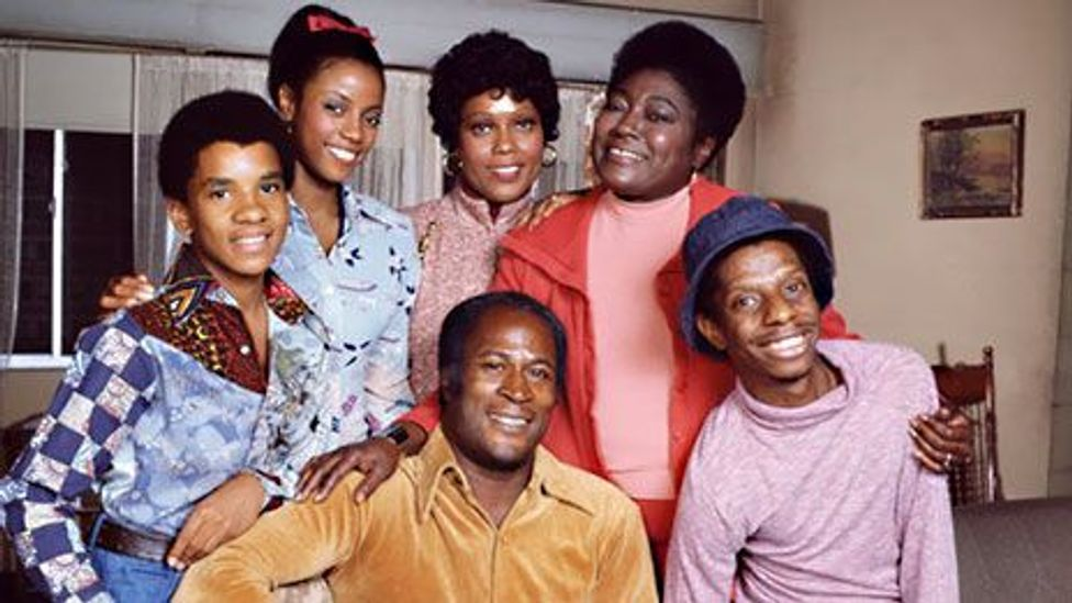 Good Times explored difficult issues through humour (CBS)