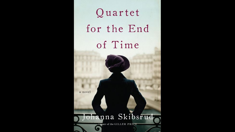 Johanna Skibsrud, Quartet for the End of Time