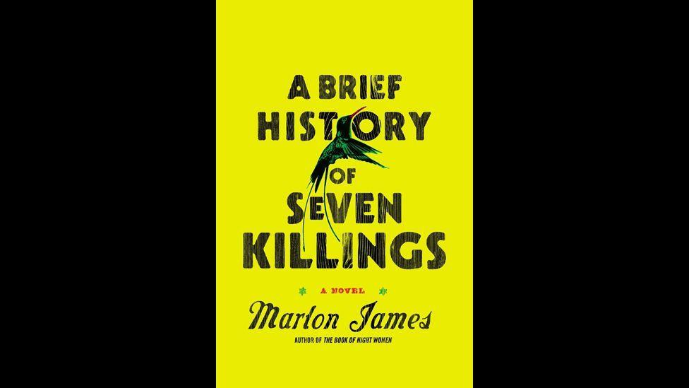 Marlon James, A Brief History of Seven Killings
