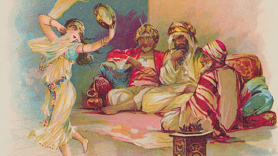 Some tales from the 1,001 Nights are as well-known to Western children as those of Hans Christian Andersen or the Brothers Grimm (Bettmann/Corbis)