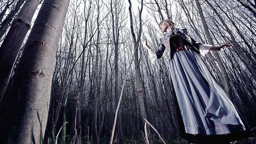 Danger lurks in the forest in many fairy tales - but happy endings restore order and dispel fears (Christoph Jorda/Corbis)