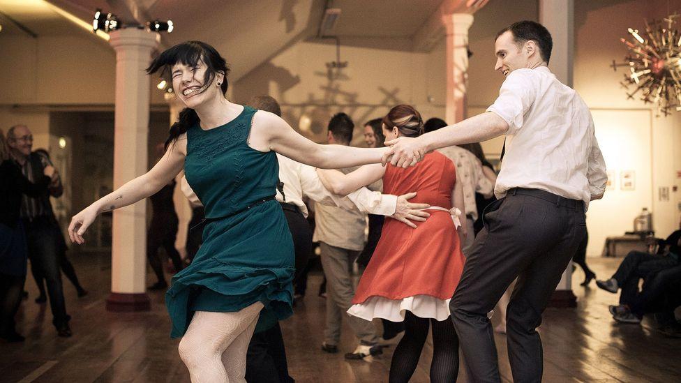 Cork, Ireland, swing dancing, lindy hop