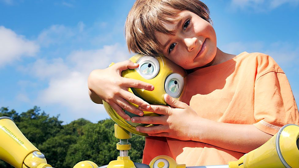 Could robots be designed to evoke the same affection as toys? (Getty Images)