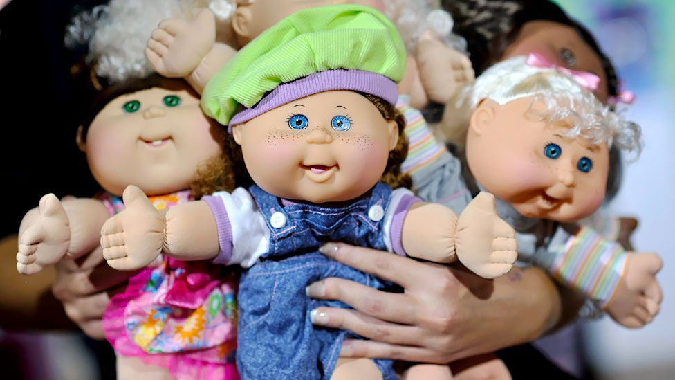 Cabbage Patch Kids: deeper than they look (Getty Images)