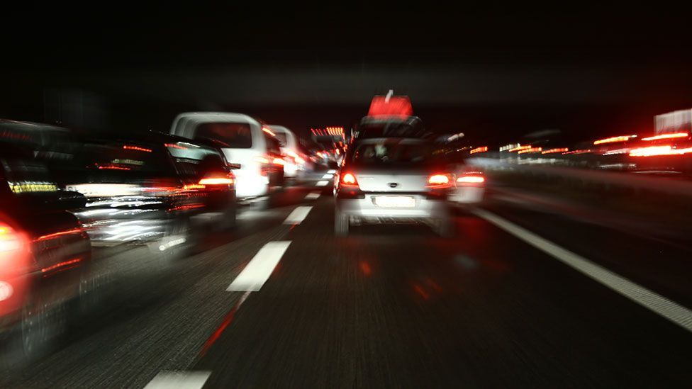 Car manufacturers have already introduced cars that can brake and steer in traffic (Thinkstock)
