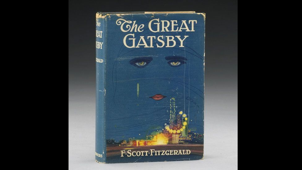 Apart from physical condition, content contributes meaningfully to a book's desirability. A first-edition copy of The Great Gatsby. (Bonhams)