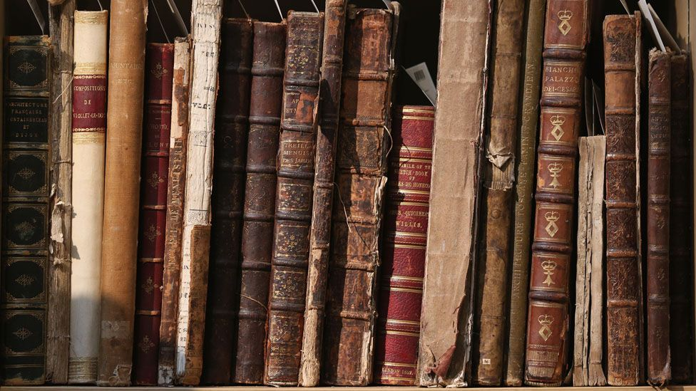 Well-preserved volumes command a higher premium and will last longer if you care for them properly. (Oli Scarff/Getty Images)