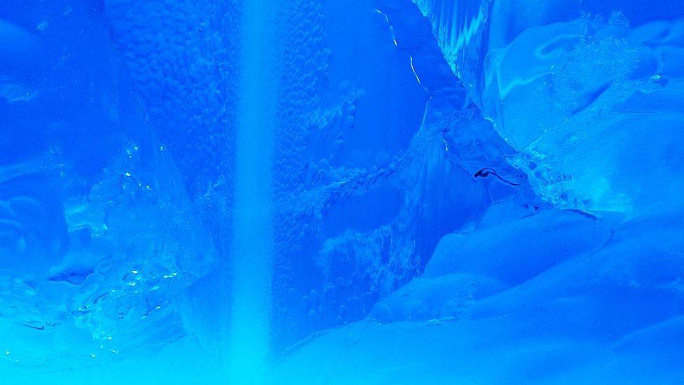 Juneau Ice Field, Alaska, Mendenhall, glacier