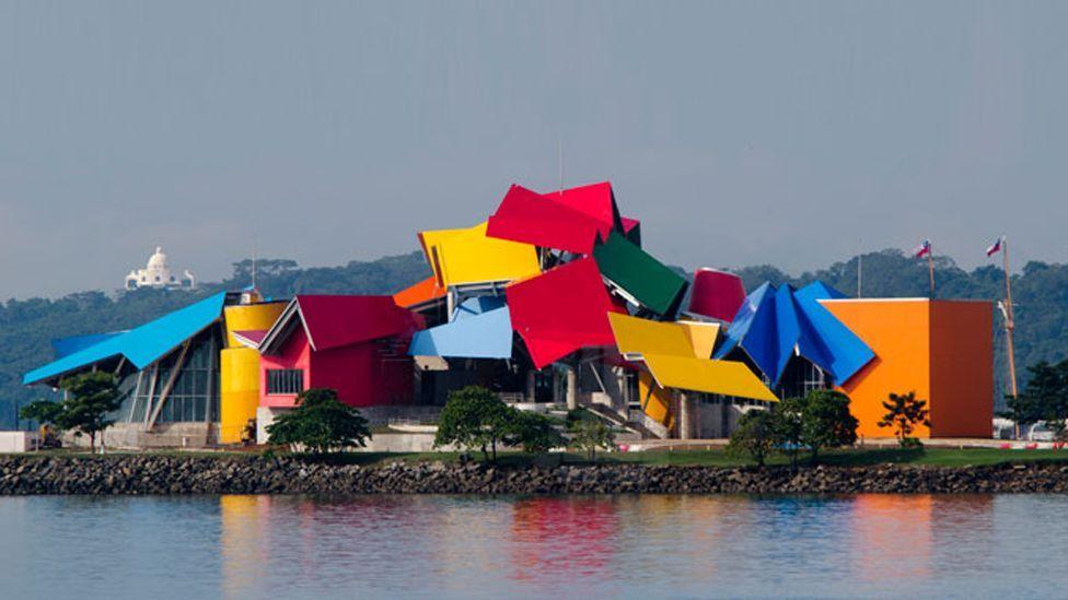 Biomuseo, Panama City
