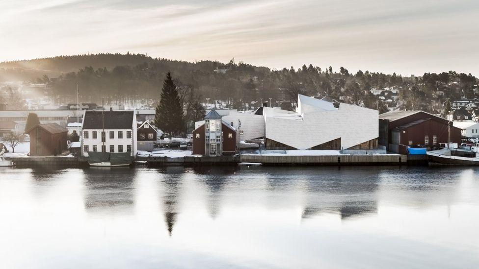 Porsgrunn Maritime Museum, Norway