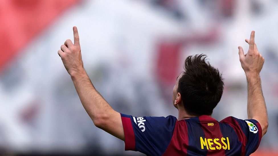 Barcelona's dominance is not down to the mercurial skills of the likes of Messi (AFP/Getty Images)