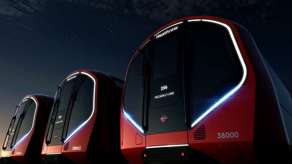 London's transport network may soon include Tube trains without drivers (Transport for London)