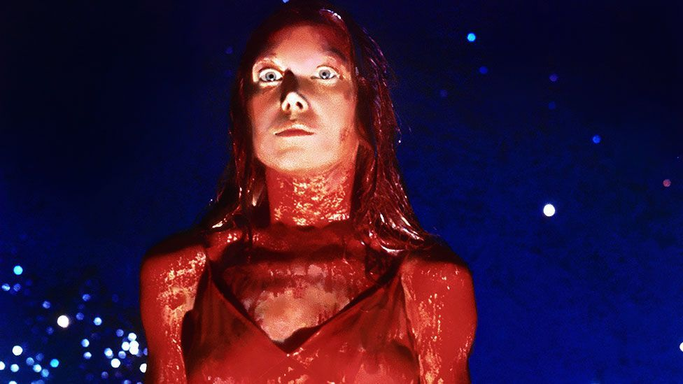 Sissy Spacek earned an Oscar nomination for Carrie – a film that brought both the actor and Stephen King to wide attention (Alamy)