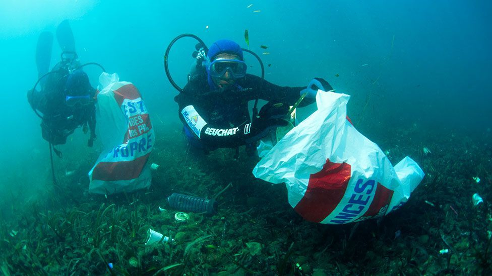 The floor of the Mediterranean Sea is far from clean (SPL)