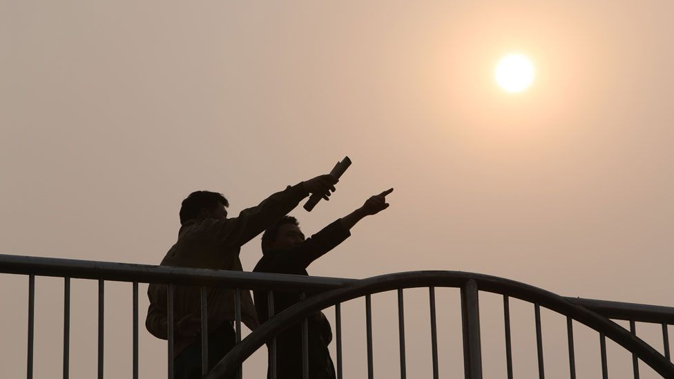 Is there any fully clear atmosphere left? (Getty Images)