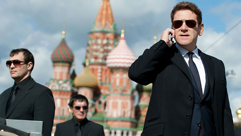 Kenneth Branagh played a sinister Russian billionaire in Jack Ryan: Shadow Recruit (Paramount Pictures)