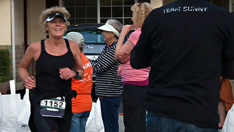 Sunny McKee, now 65, competes in ultra-endurance events that few could manage (Sunny McKee)