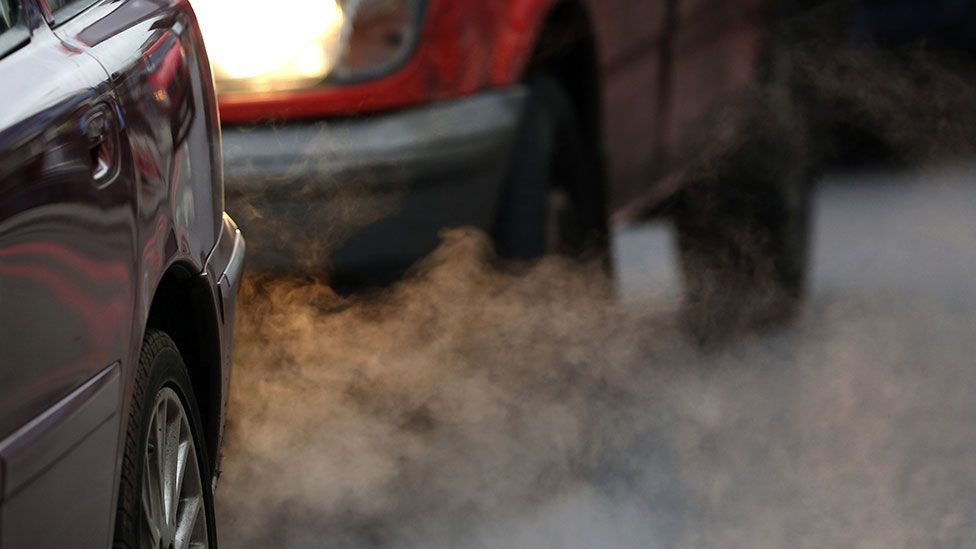 Odours needn't be pleasant - the smell of gasoline, for instance, could hint at our reliance on fossil fuels (Getty Images)