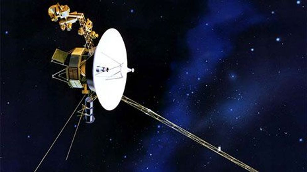 Our sights and sounds of Earth might be unintelligible to an alien audience (Nasa)