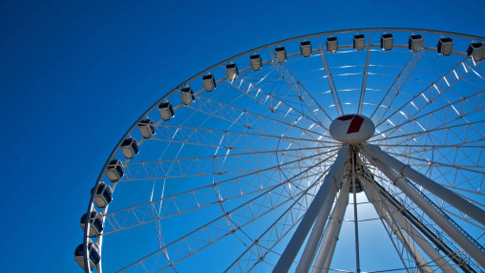 Don't miss the iconic Wheel of Brisbane, with 360-degree panoramic views. (Peter Ptschelinzew/Getty Images)