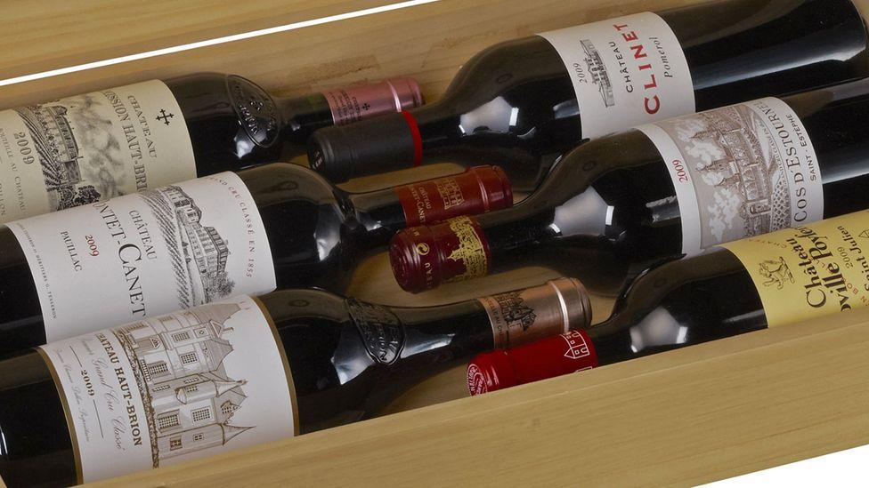 A bottle of Bordeaux, anyone?