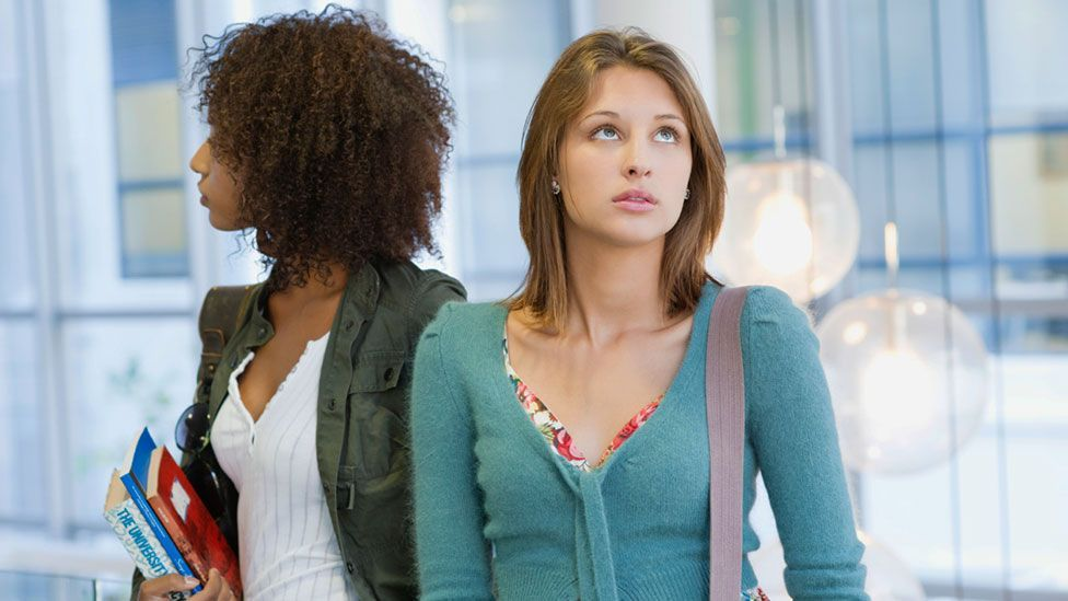 We often ignore our frenemies' faults - but is that leading to further stress? (Getty Images)