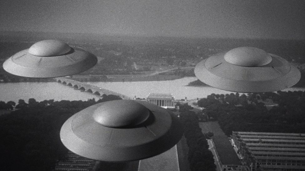 Earth vs the Flying Saucers (Columbia)