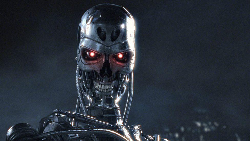 Cyborg in Terminator (Tristar)